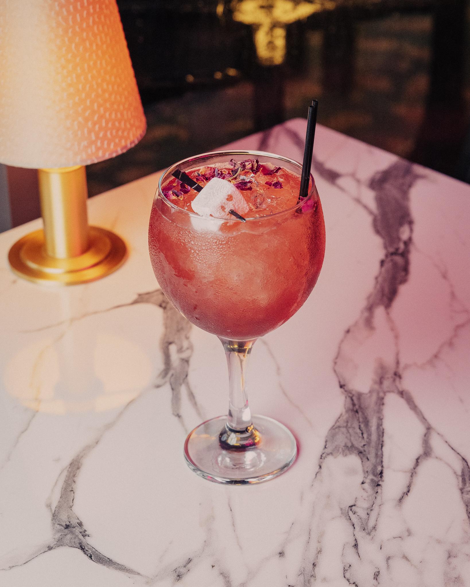 Lucia Harrogate Cocktail